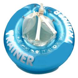 Круг надувной с застежками для обучения детей плаванию