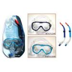 маска для плавания LSM41-SN6