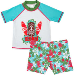 Солнцезащитный костюм детский JLS-03