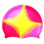 Шапочка для плавания силиконовая CLS 5-169