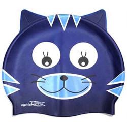 Шапочка для плавания детская CLS 04 CAT-6