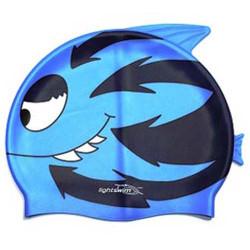 Шапочка для плавания детская CLS 04 SHARK-4