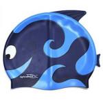 Шапочка для плавания детская CLS 04 SHARK-5