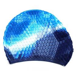 Шапочка для плавания на длинные волосы CLS 12-SC-3