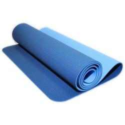 Коврик для фитнеса и йоги TPE-06B