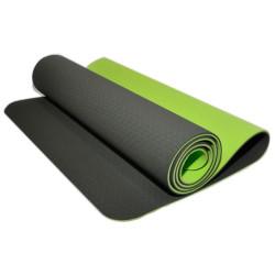 Коврик для фитнеса и йоги TPE-06G