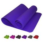 Коврик для фитнеса и йоги K60-10