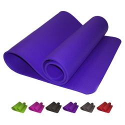 Коврик для занятий фитнесом и йогой  K60-10