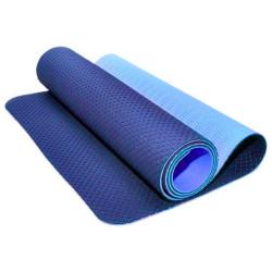 Коврик для занятий фитнесом и йогой TJD-FO066-B