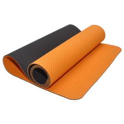 Коврик для фитнеса и йоги TJD-FO066-O