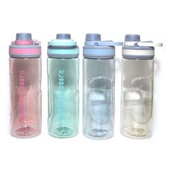 Бутылка для воды спортивная 600 мл TZ-8905