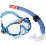 Маска с трубкой детская MIX Aqua Lung