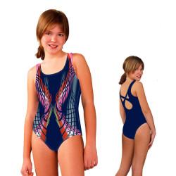 Купальник детский для бассейна LS-33-89B