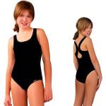 Купальник детский для бассейна черного цвета LS-33-90